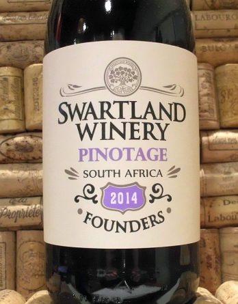 SWARTLAND FOUNDERS PINOTAGE