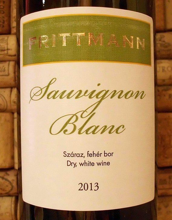 SAUVIGNON BLANC Frittman