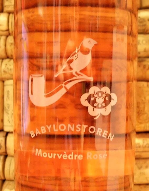 BABYLONSTOREN ROSE