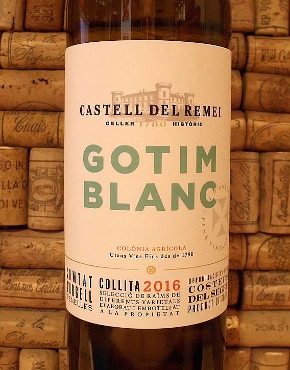 CASTELL DEL REMEI GOTIM BLANC