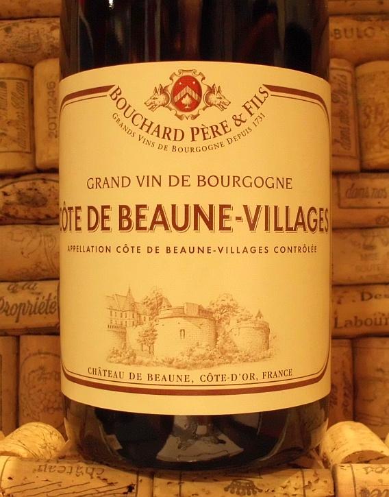 COTE DE BEAUNE VILLAGES Bouchard Pere et Fils