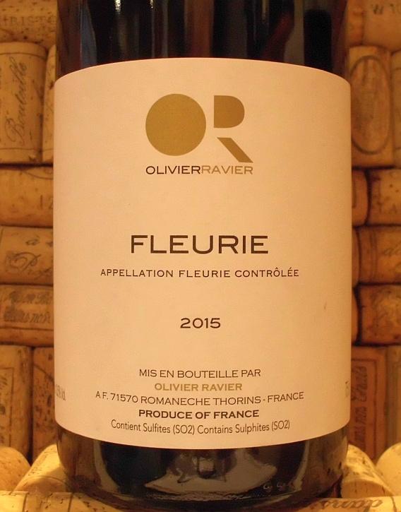 FLEURIE Ravier