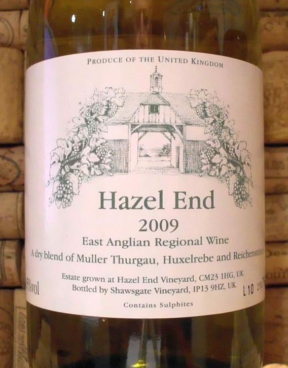 HAZEL END DRY 2009