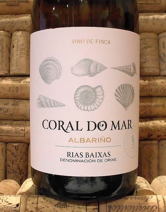 ALBARINO Coral do Mar UPD