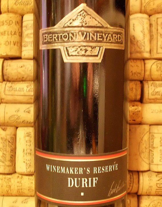 BERTON DURIF WINEMAKERS RESERVE