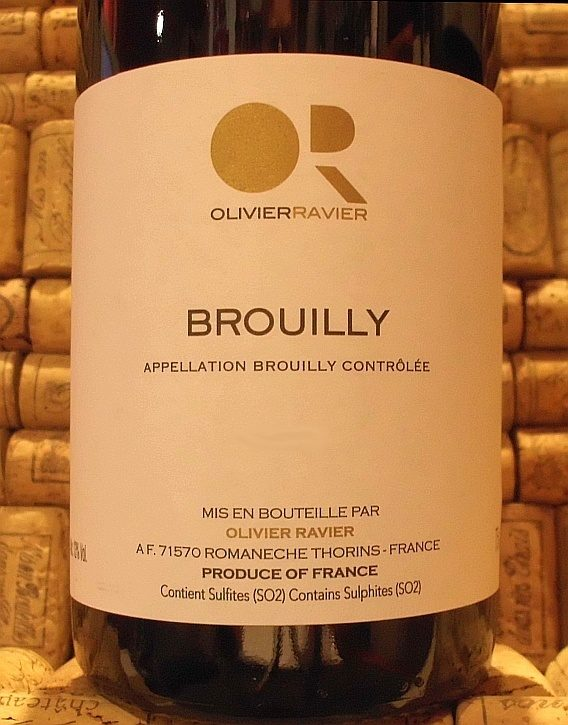 BROUILLY Ravier