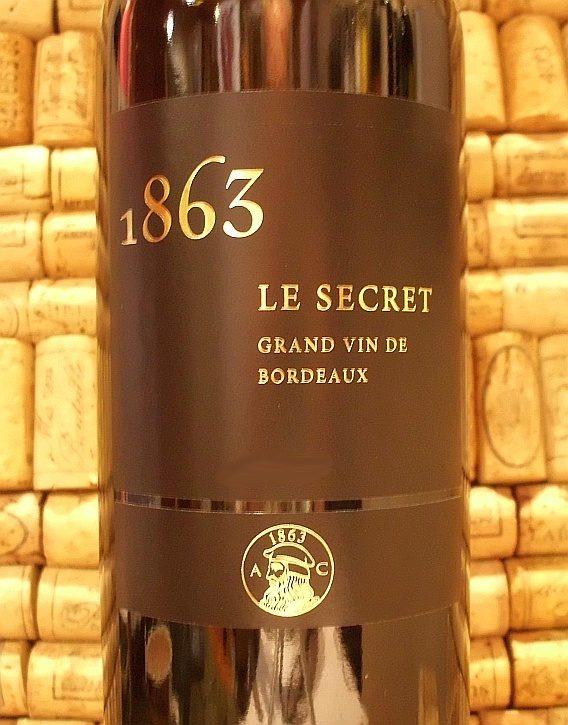 CH LESTRILLE CAPMARTIN 1863 Le Secret