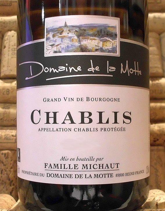 CHABLIS Domaine de la Motte