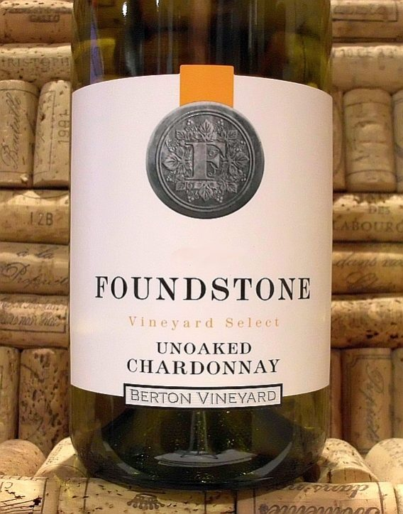 FOUNDSTONE UNWOODED CHARDONNAY UPD