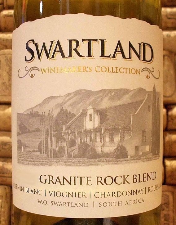 SWARTLAND GRANITE BLOCK WHITE
