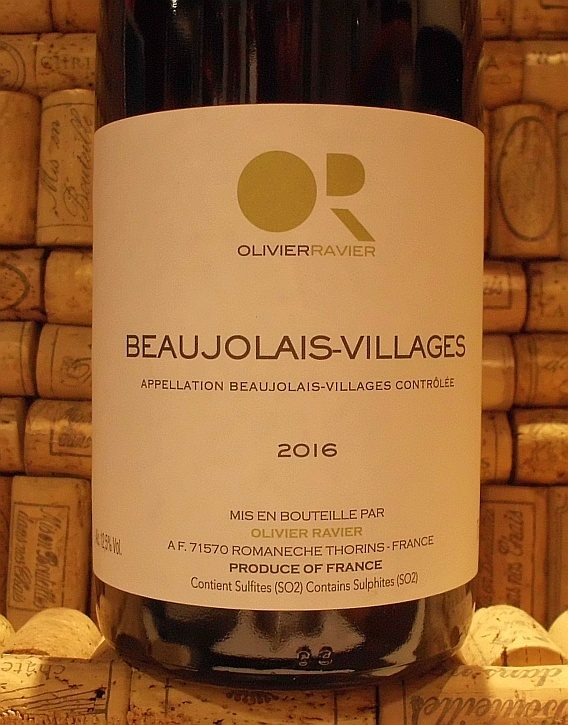 BEAUJOLAIS VILLAGES Ravier