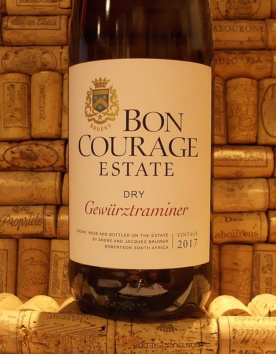 BON COURAGE GEWURZTRAMINER