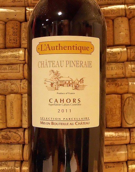 CAHORS Cuvee L'Authentique
