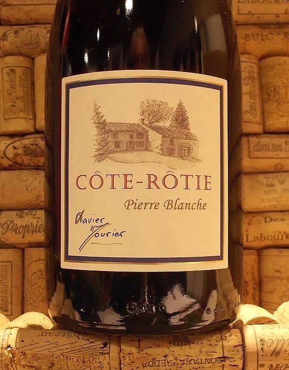 COTE ROTIE Pierre Blanche