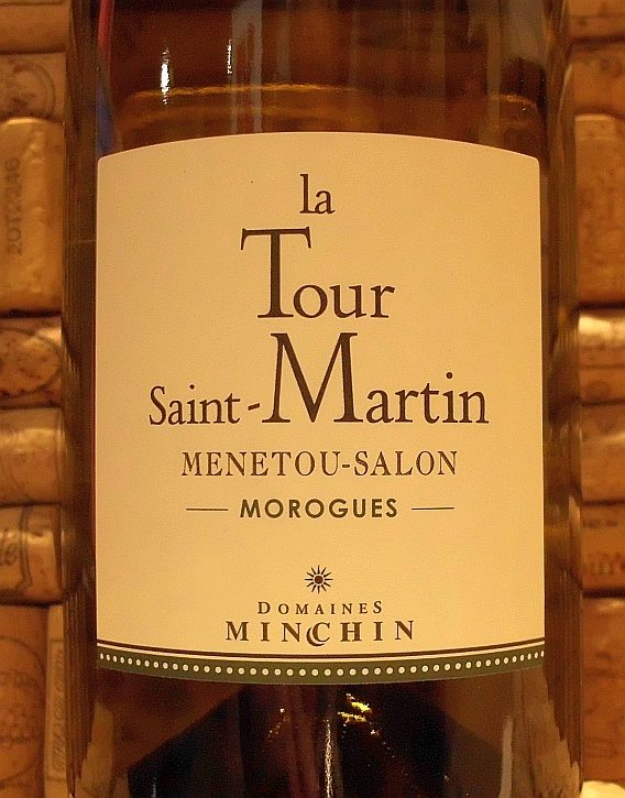 MENETOU SALON 'La Tour Saint Martin'