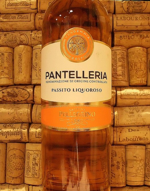 PASSITO DI PANTELLERIA 500ml