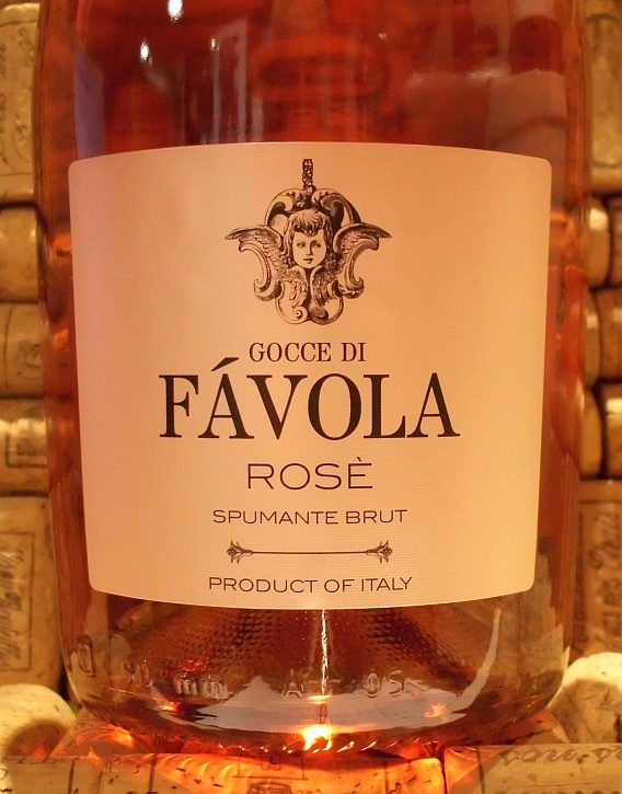 PROSECCO ROSE BRUT Favola