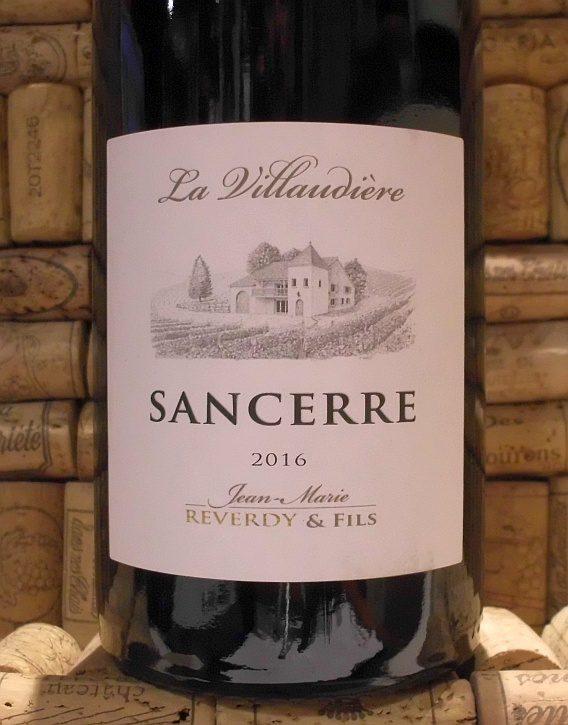 SANCERRE ROUGE Villaudiere