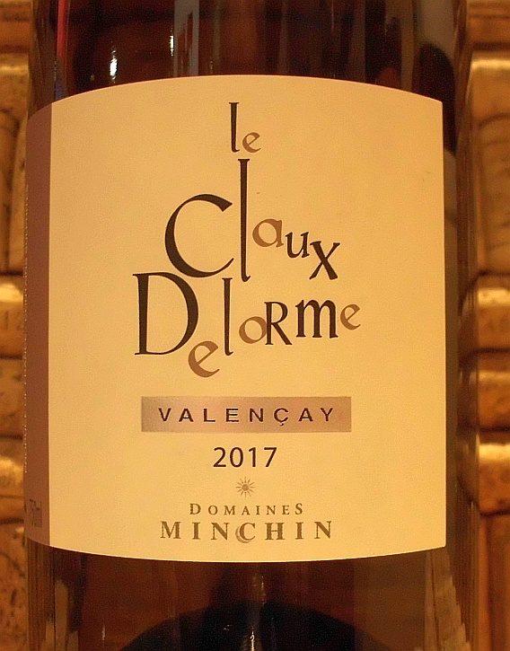 VALENCAY Le Claux Delorme