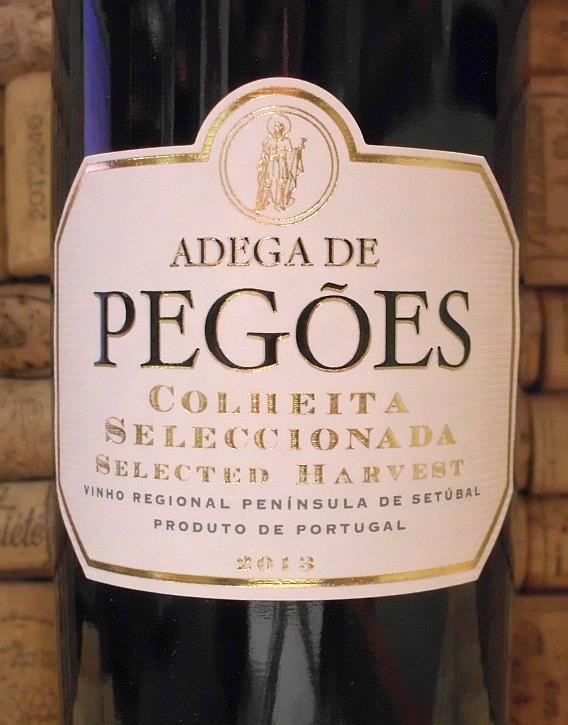 ADEGA DE PEGOES SELECCIONADA RED