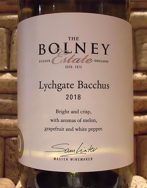 BOLNEY LYCHGATE BACCHUS WHITE