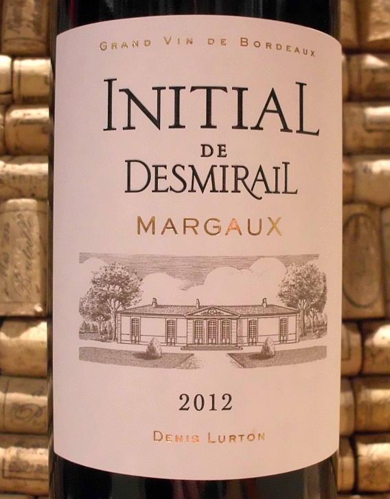 INITIAL DE DESMIRAIL Margaux