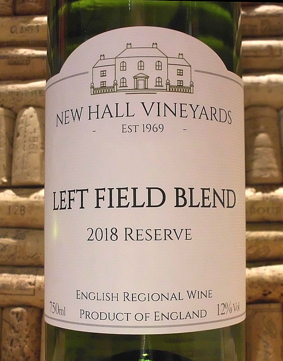 NEW HALL LEFT FIELD BLEND
