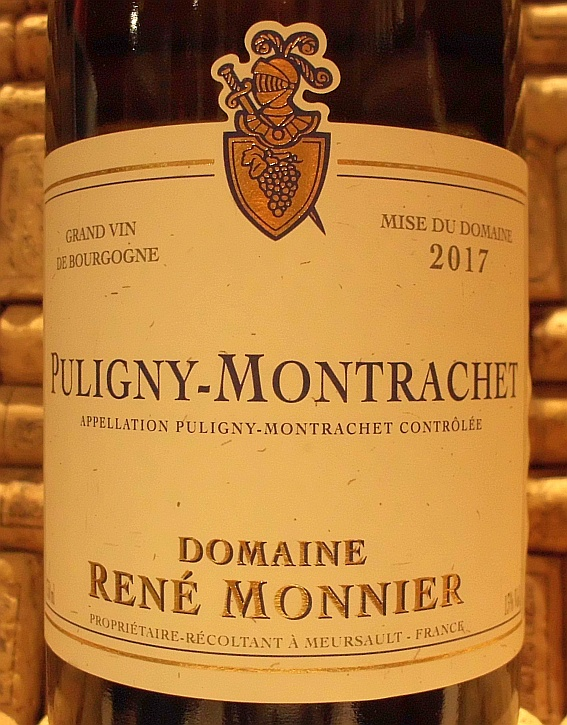 PULIGNY MONTRACHET Monnier