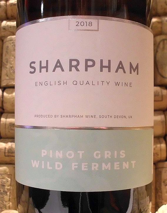 SHARPHAM ESTATE PINOT GRIS