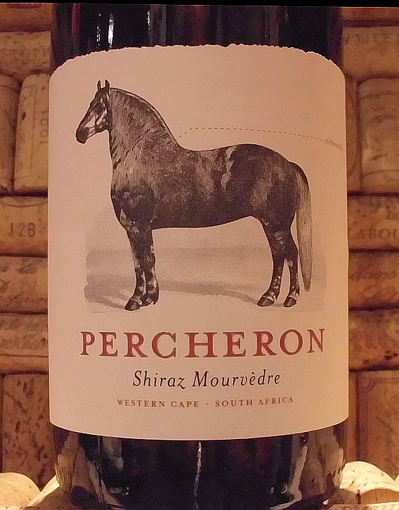PERCHERON SHIRAZ MOURVEDRE NV