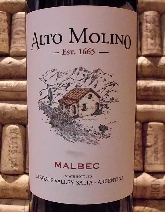 ALTO MOLINO MALBEC