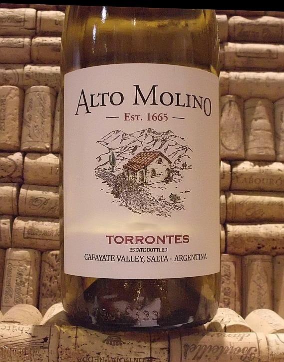 ALTO MOLINO TORRONTES