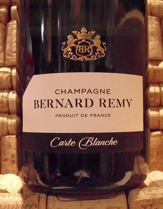 BERNARD REMY CARTE BLANCHE