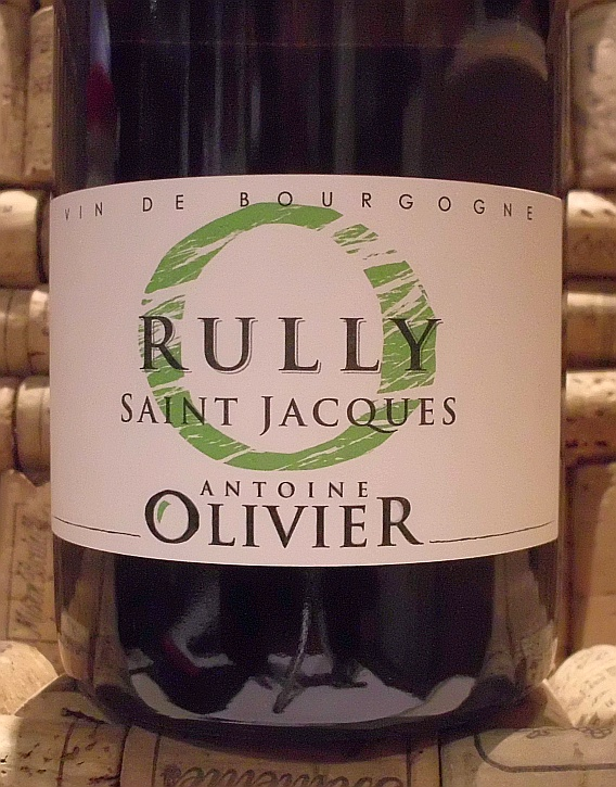 RULLY SAINT-JACQUES Olivier