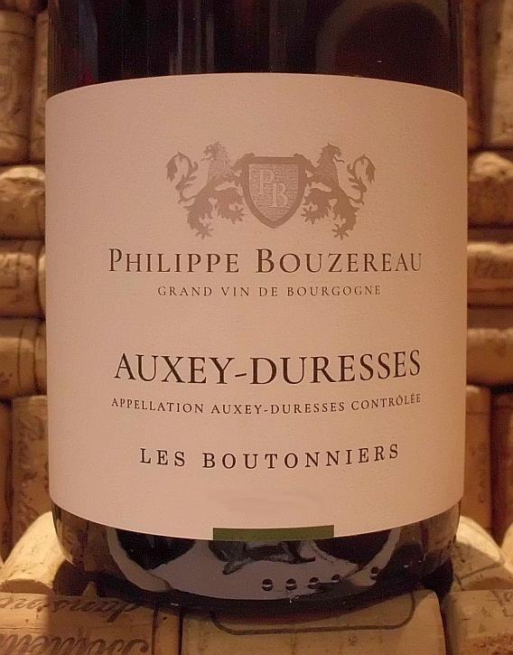 AUXEY DURESSES BLANC Bouzereau