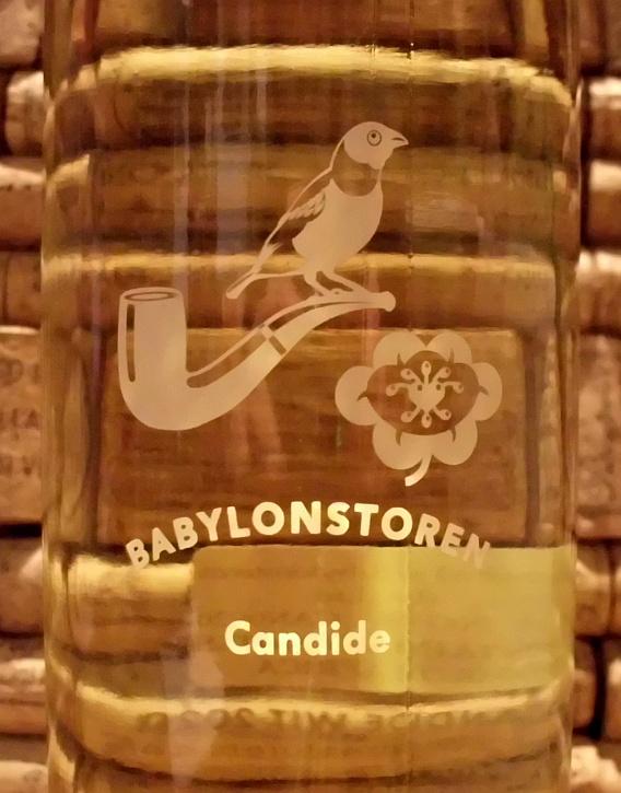 BABYLONSTOREN CANDIDE