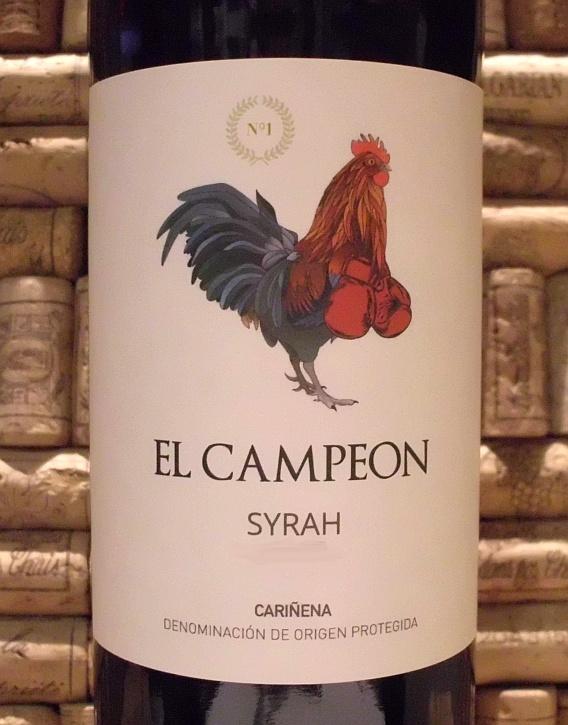 EL CAMPION SYRAH