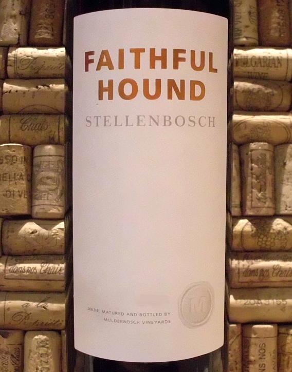 FAITHFUL HOUND Muldersbosch