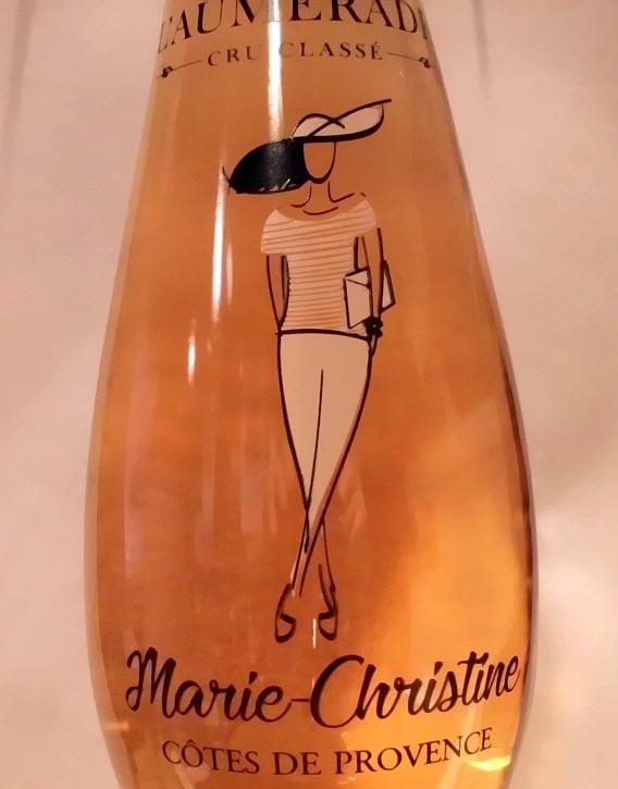 L'AUMERADE ROSE Marie Christine