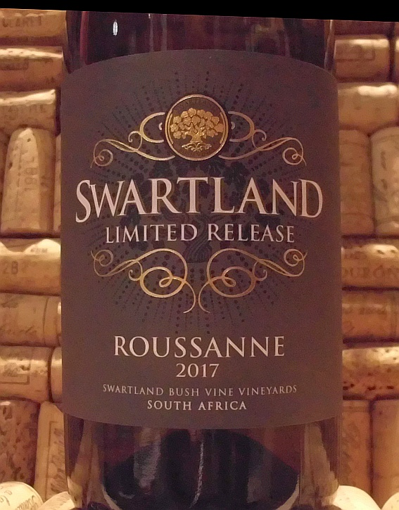 SWARTLAND ROUSSANNE LIMITED RELEASE